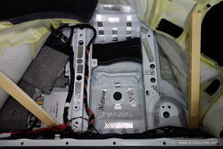 BMW 135iクーペ(E82) JBLトレードインスピーカー取付完成