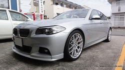 BMW 523d M Sport / F10専用JBLスピーカーセット&アライブサウンドチューニング