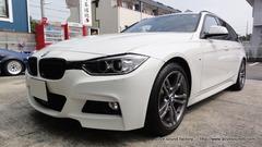 BMW F31に、専用JBLトレードインスピーカー交換&サウンドチューニング。