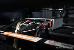 ソリオバンディット、モスコニDSPアンプのゲイン調整とクロスオーバーセッティングの定期点検調整