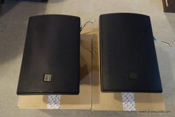 設備用コンパクトスピーカー「TOA BS-1020B」と超小型デジタルアンプ「FX-AUDIO FX-98E」取付