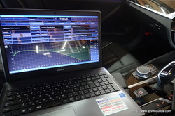 BMW 523d(G30) / HELIX DSP.2 + mosconi ONE80.4 完成