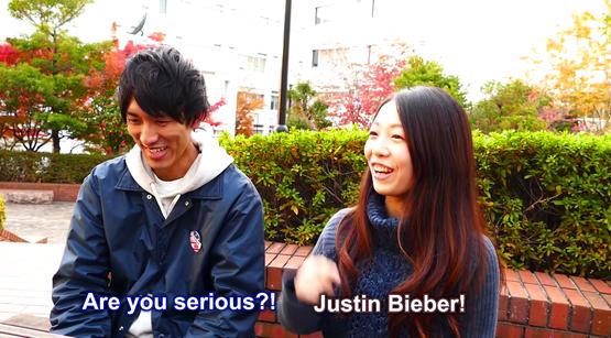 カナダ 海外の反応 日本の大学生