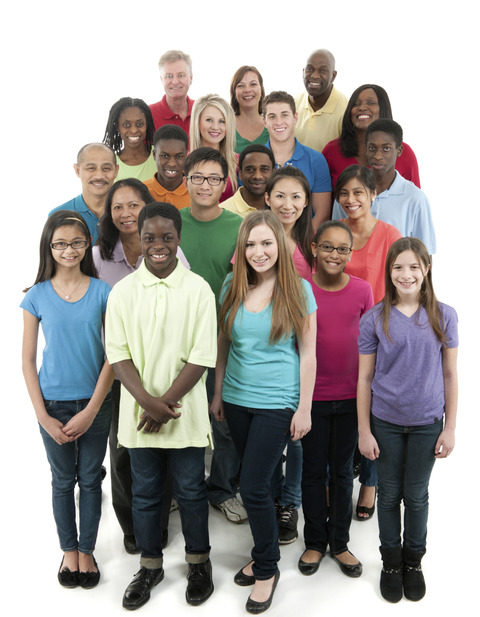 multi-ethnic-group