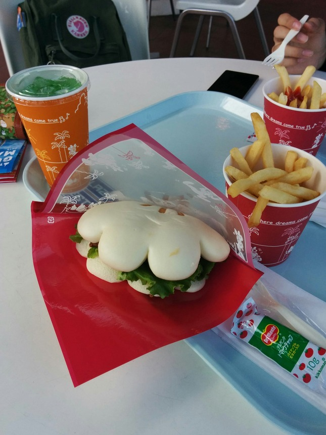 29 - Lunch at Disney Land
