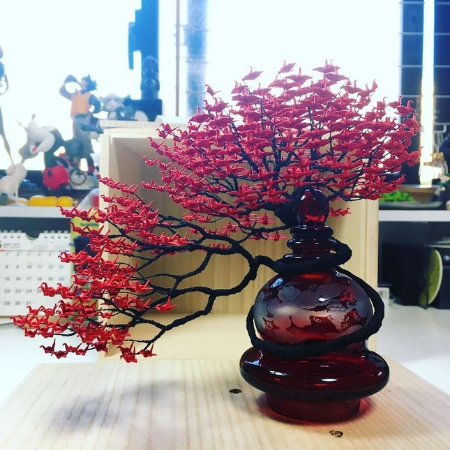 origami-cranes-bonsai-trees-naoki-onogawa-17-5943cbe16dc4b__880