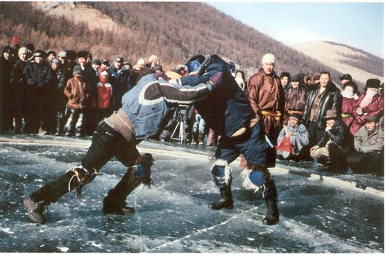wrestling-in-ice