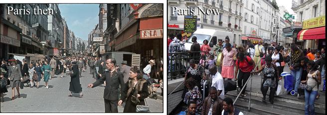 フランス人も難民が増えることに限界を感じ始めたらしい
