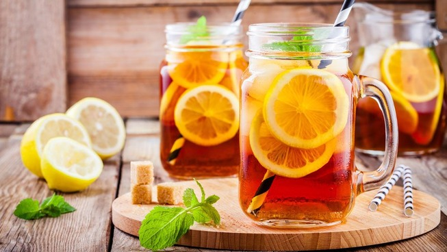 Lemon-Sweet-Tea