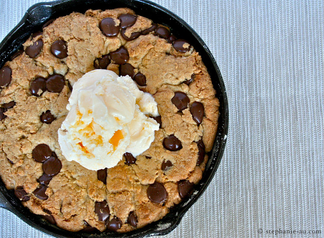 skillet-cookie-with-ice-cream