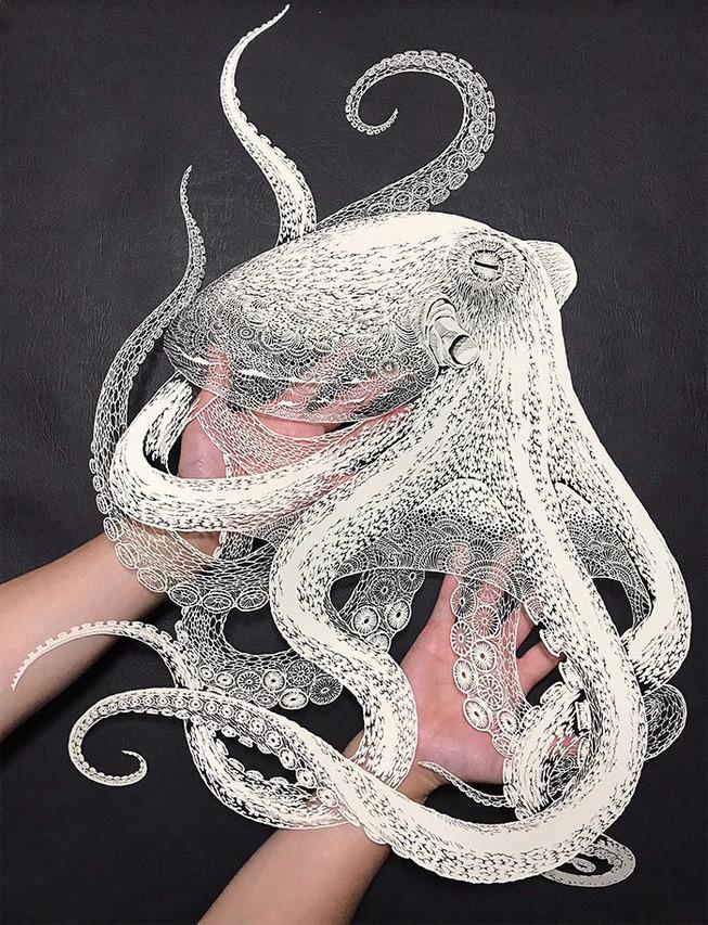 kirie-art-paper-cutting-octopus-masayo-fukuda-japan-2-1