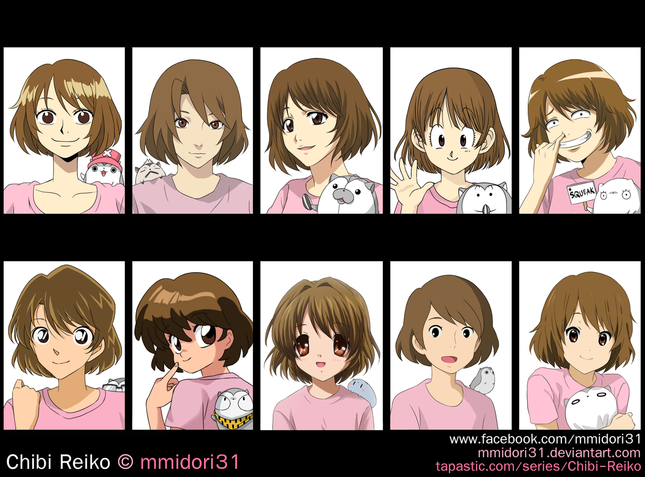 chibi_reiko_in_different_anime_styles_by_mmidori31-d97cge9