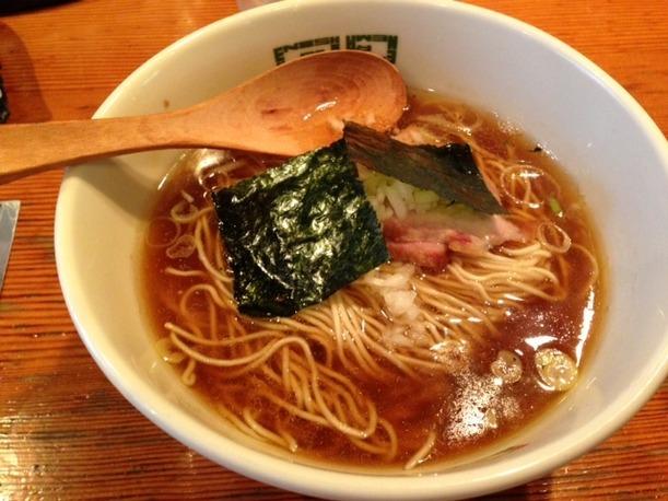 02 - Ginger shoyu ramen Enishi
