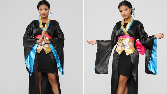 Geisha-Halloween