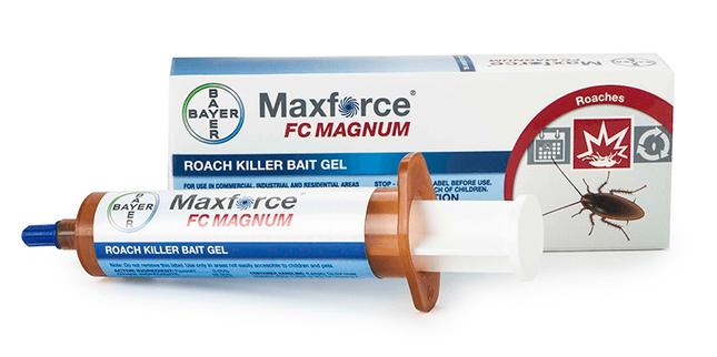 Maxforce FC Magnum Roach Killer Bait Gel