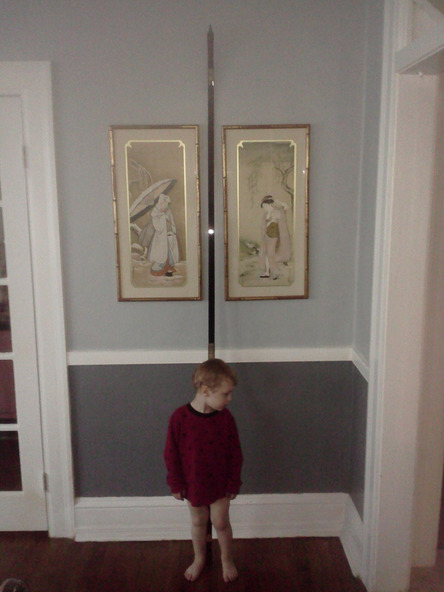 06 - My Son Max for Scale