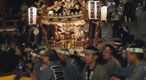 祭り衣装 海外の反応 浅草三社祭