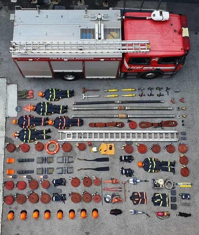 Emergency Services Look Like Over The World