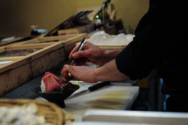 44 - Tsukiji fish market