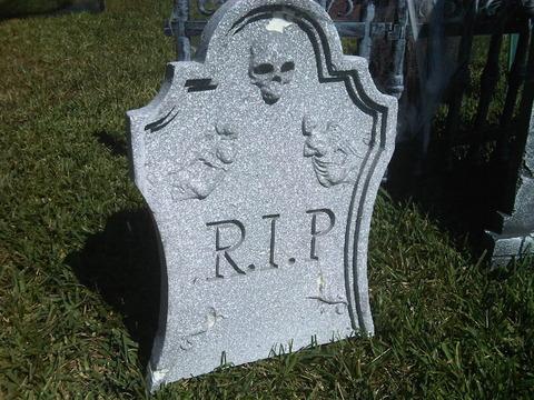 raiding the graveyard