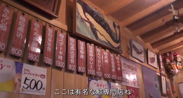 日本鯨肉 海外の反応