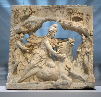 0_Relief_representant_Mithra_-_Louvre-Lens_(2)
