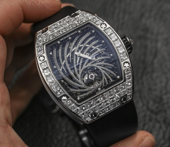 Tourbillon Diamond Twister