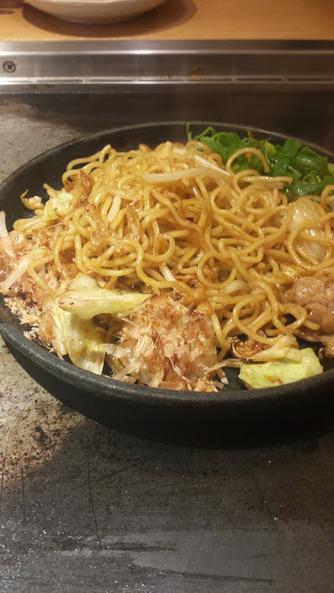 9 - Fried noodle bowl
