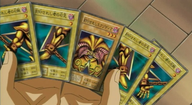 ANIME-Exodia-Cards