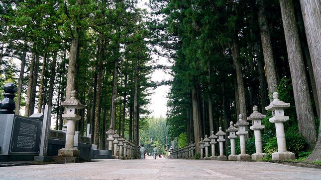 28 - Mount Koya - Okunoin Temple