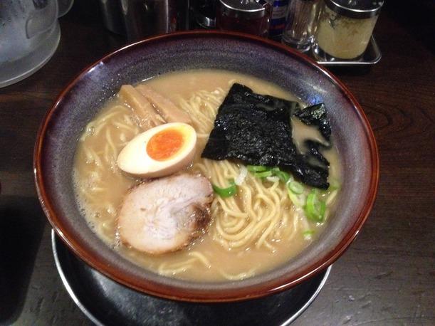 03 - Tonkotsu ramen Harajuku