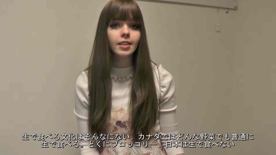 日本の野菜事情 海外の反応 (1)