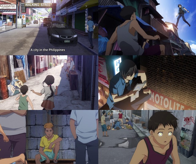 How the Japanese see the Philippines in Anime