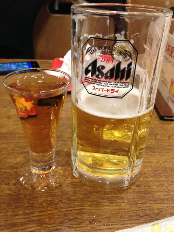 02 - Famous alcohol drink in Asakusa