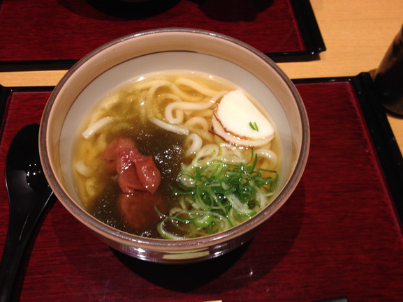 11 - Udon with