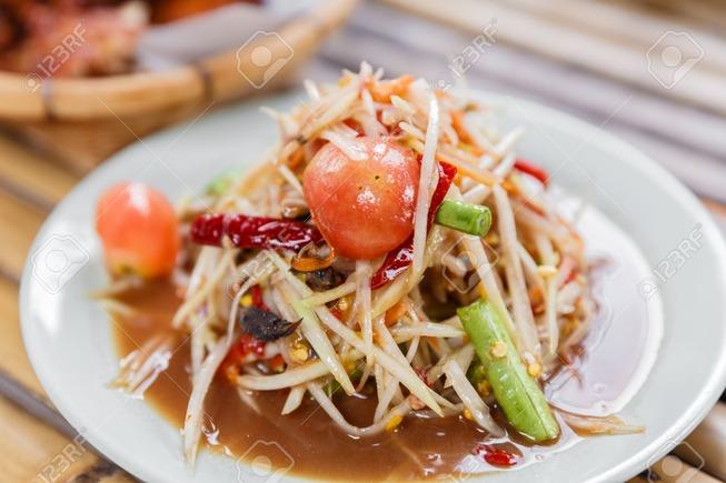 36831350-papaya-pok-pok-food-asia-eisan