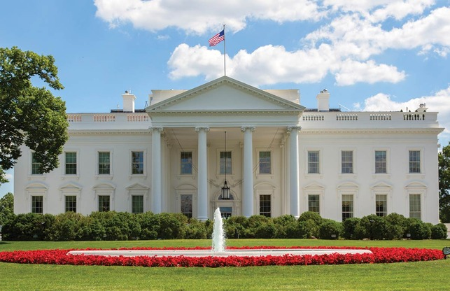 Lawn-In-Front-Of-The-White-House