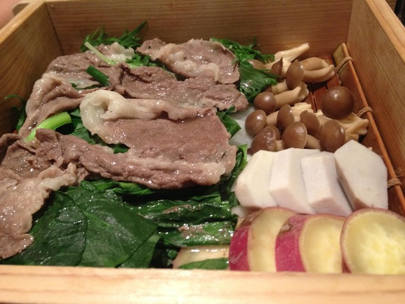 03 - Steamed beefvegetables in Kyoto