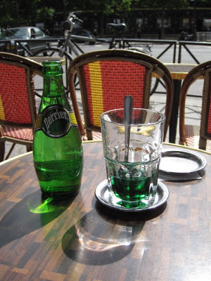 Perrier mint