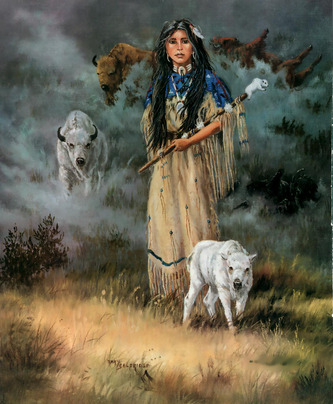 WHITE_BUFFALO_CALF_WOMAN
