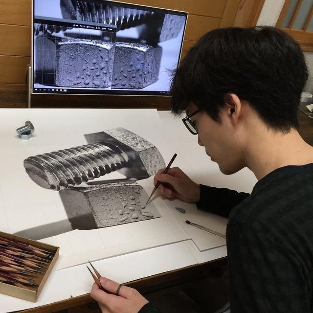realistic-pencil-drawings-japanese-artist-kohei-ohmori