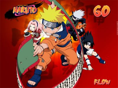 naruto - flow - Go