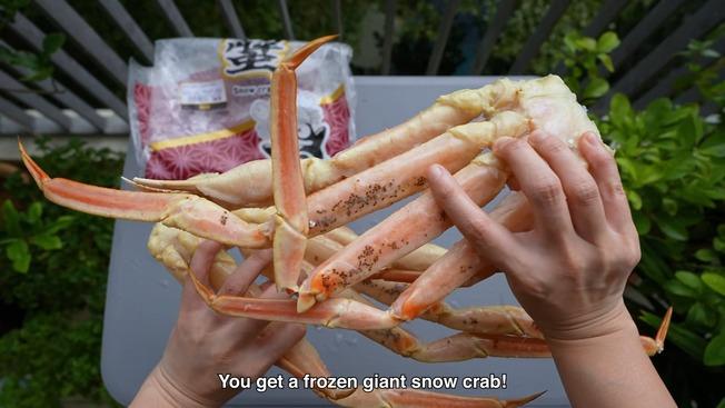 10 Japanese Frozen Food
