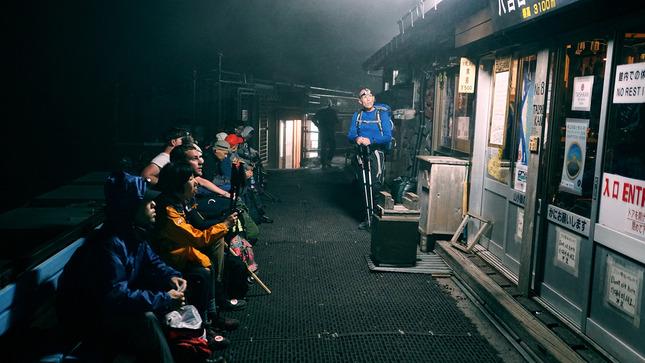 01 - Mount Fuji - Mid Stop