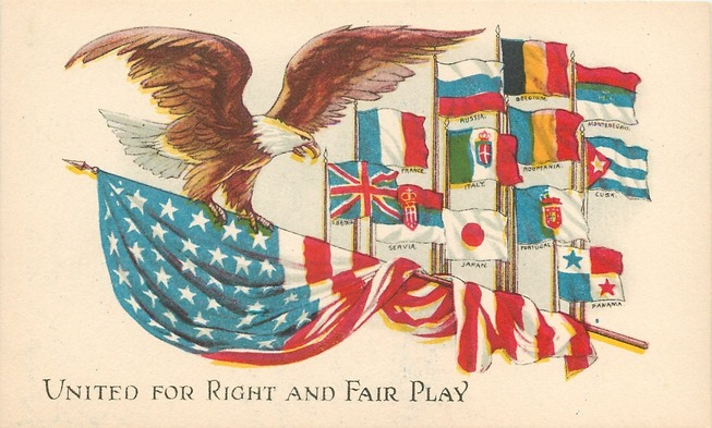 Flags-of-WWI-allies