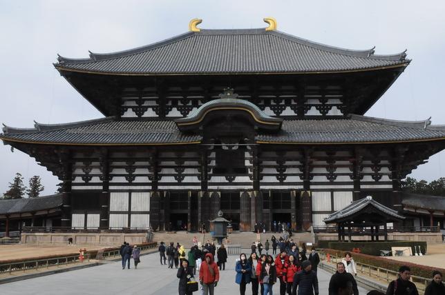 18 - Todaiji Temple