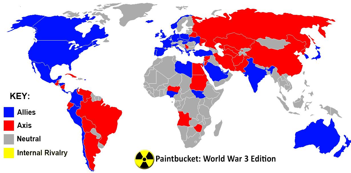外国人が第三次世界大戦を予想 → ネトウヨ、なんで韓国が敵国じゃないんだと大発狂