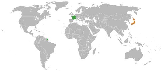 France_Japan_Locator