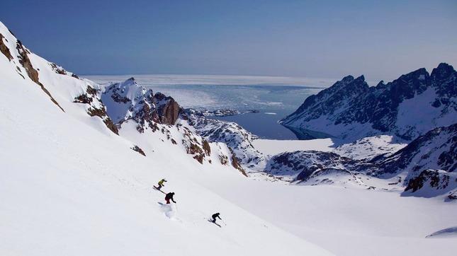 greenland ski