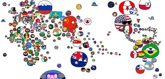 Polandball_World